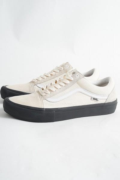 Vans Old Skool Pro Classic White Black Shoes